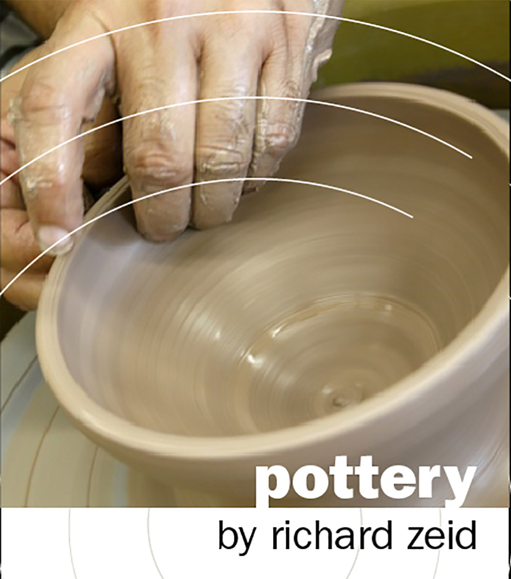 Pottery by Richard Zeid