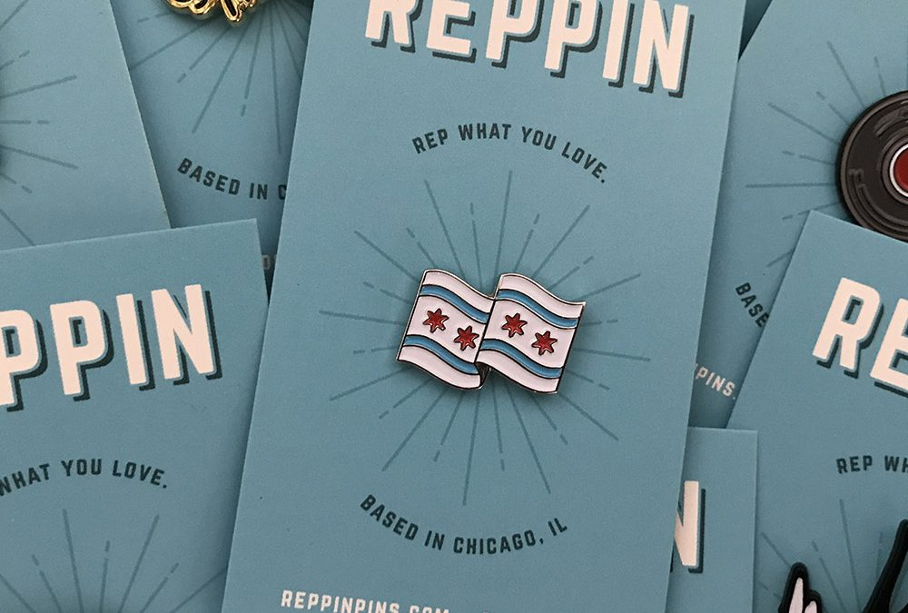 Reppin Pins