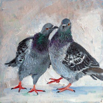 Angelique Bolin Artworks